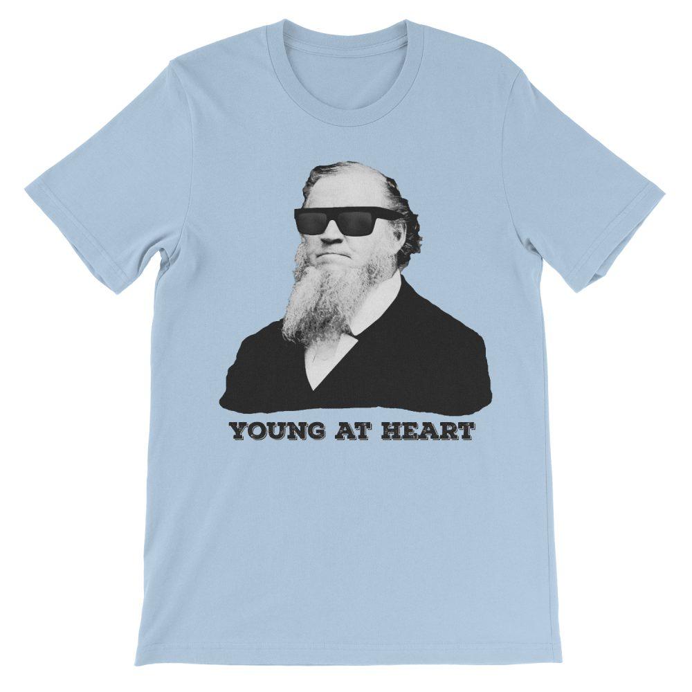 Brigham Young at Heart Shirt