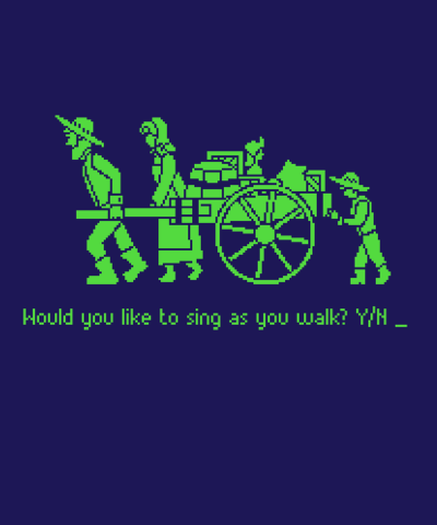 Funny Pioneer Day LDS Shirt