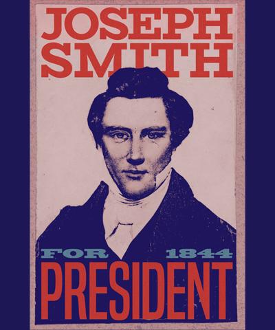 Joseph Smith for President LDS Election 2020