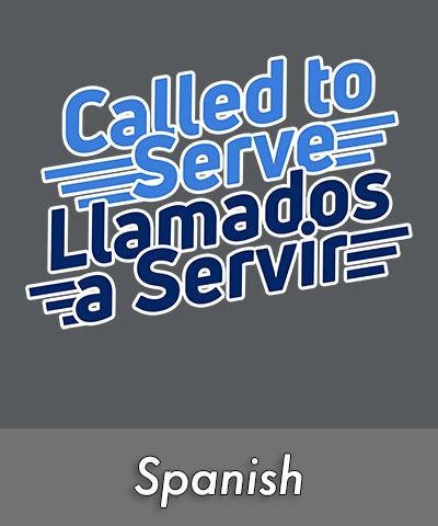 Spanish speaking Missionary