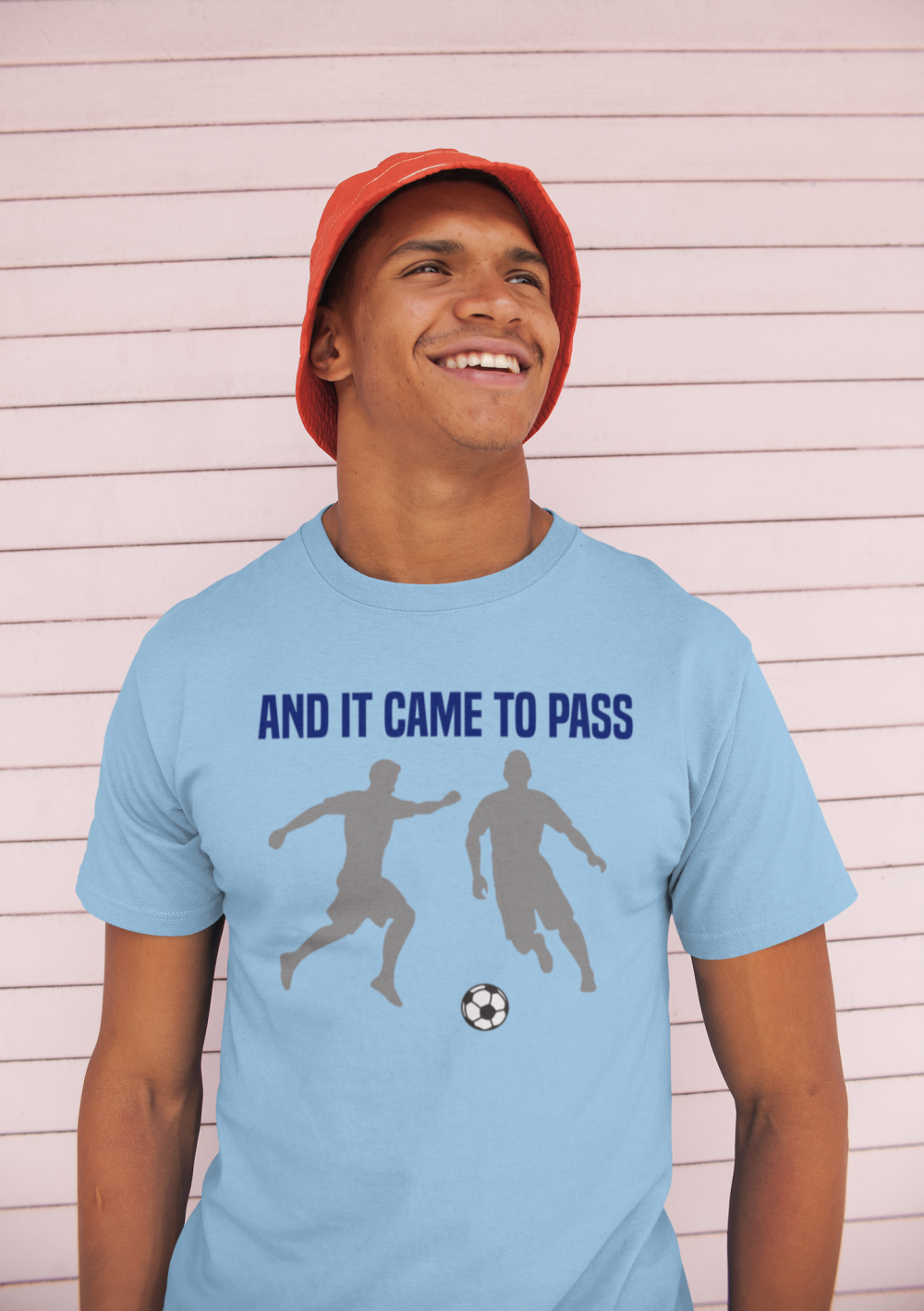 Came to Pass Soccer Mockup Funny LDS Shirt