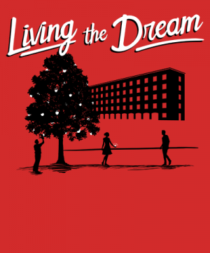 Lehi's Dream Tree of Life Book of Mormon LDS Shirt