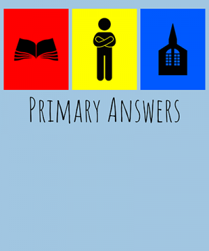 Primary Answers funny LDS t-shirt